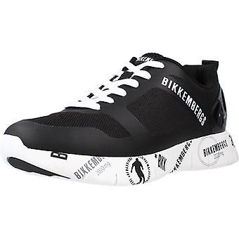 Bikkembergs Sport / Zapatillas Flavio - Low Top Lace Up Color Blackblk