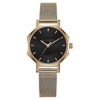 Klasse14 Okto Dark Rose Steel Milanese Mesh 28mm OK18RG006S Watch