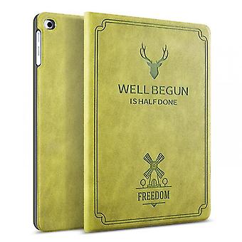 Special For Apple Mini4soft Shelltablet Protective Case--green