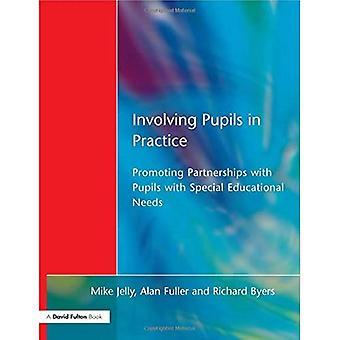 Schülerinnen und Schüler in die Praxis einbeziehen: Partnerschaften mit Schülerinnen und Schülern mit sonderpädagogischem Förderbedarf fördern