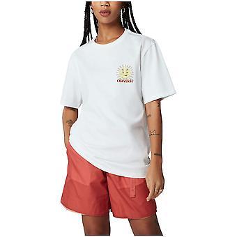 Converse Summer Sun 10021511A03 universel toute l'année femme t-shirt