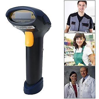 Scanners handheld usb wired automatic barcode scanner scanning barcode bar-code reader