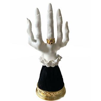 Hexe Hand Kerzenhalter Halloween Palm Stick Dekorationen