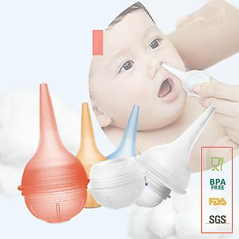 Vdstar 4pcs Neugeborene Baby Kleinkind Silikon Nasensauger Baby Nasenreiniger Weiche Spitze Saugpflege