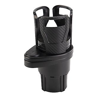 Car Water Cup Holder, Cup Holder, Multi-function Air Conditioning Air Outlet, Ashtray Holder, Tea Cup Holder, Black Car Built-in Box
