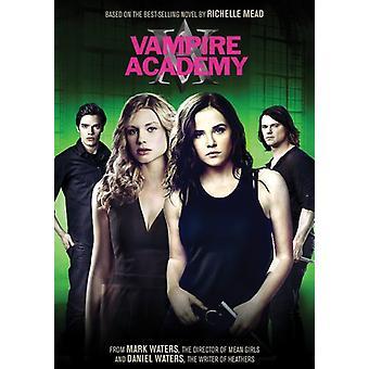 Vampire Academy [DVD] USA import
