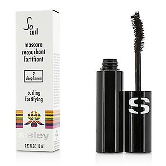 So Curl Mascara Curling & Fortifying - #02 Deep Brown - 10ml/0.33oz