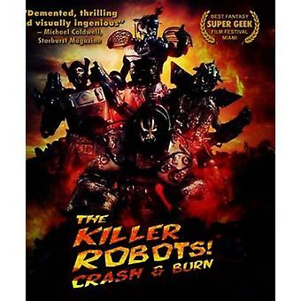 Killer Robots [Blu-ray] USA import