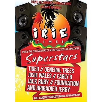 Irie Times: De documentaire van zes revolutionaire [DVD] USA import