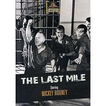 Dernier Mile (1959) [DVD] USA import