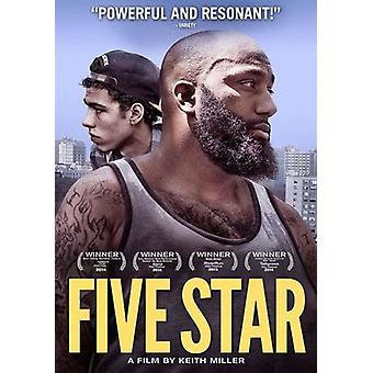 Five Star [DVD] USA import