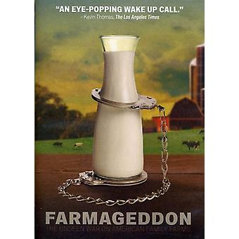 Farmageddon [DVD] USA import