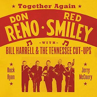 Don Reno & Red Smiley - Together Again [CD] USA import