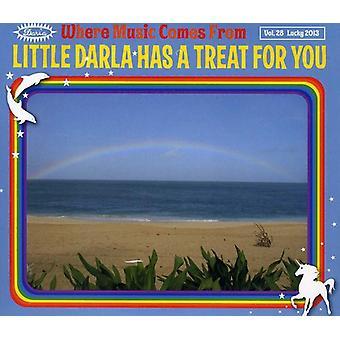 Little Darla Has a Treat for You - Little Darla Has a Treat for You: Vol. 28-Lucky 2013 [CD] USA import