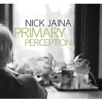 Nick Jaina - Primary Perception [CD] USA import