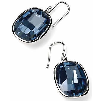 925 серебряные серьги Swarovski Crystal
