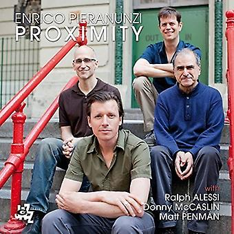 Enrico Pieranunzi - Proximity [CD] USA import