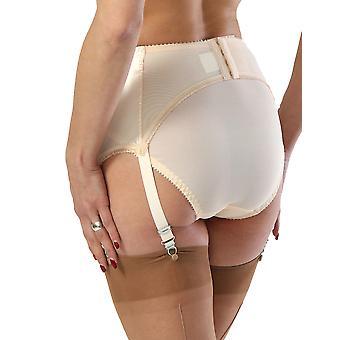 What Katie Did Harlow Vintage Peach Deep Suspender Belt L2017