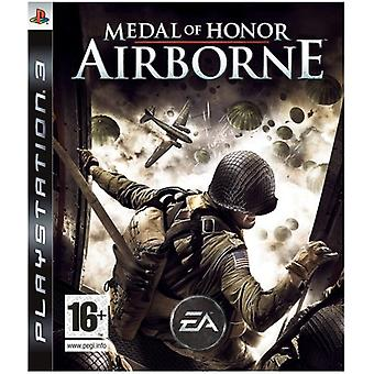 Medal of Honor luftburna (PS3)-fabriken förseglad