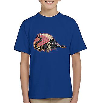 Ramen Kitty Kid's T-Shirt