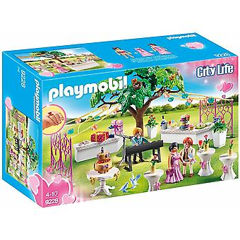 Playmobil 9228 Stadt Leben-Hochzeit - Kinder Ring