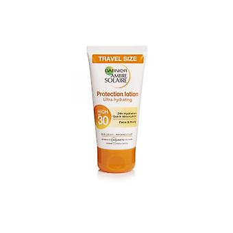 Garnier Ambre Solaire Protection Lotion FPS 30 format voyage