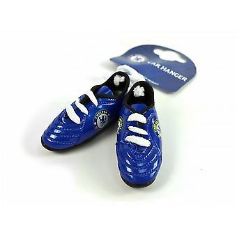 FC Chelsea Stiefel Auto Kleiderbügel