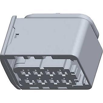 TE tilkobling Socket kabinett - kabel HDSCS, MCP totalt antall pinner 8 1-1670894-1-1 eller flere PCer