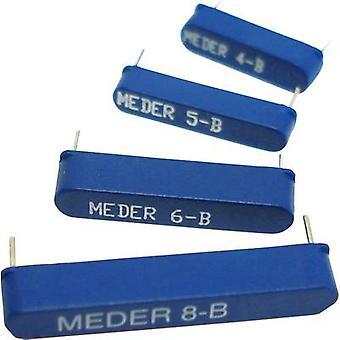 StandexMeder Electronics MK06-5-C Reed switch 1 maker 200 V DC, 200 V AC 0.4 A 10 W