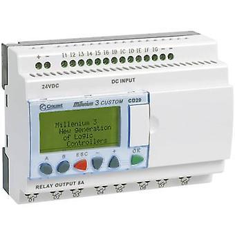 Crouzet 88970052 Millenium 3 CD20 S PLC controller 24 V DC