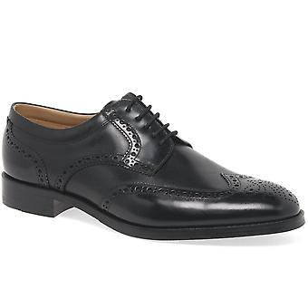 Loake Pangbourne Mens Lace Up Formal Shoes