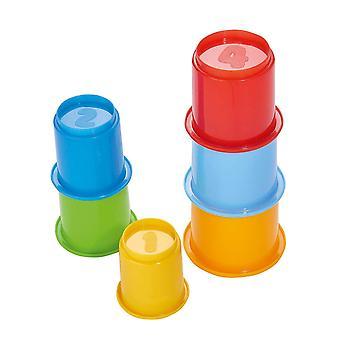 Simba ABC Stacking Cups Set