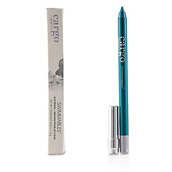 Cargo Swimmables Eye Pencil - # Lake Geneva (teal) - 1.2g/0.04oz