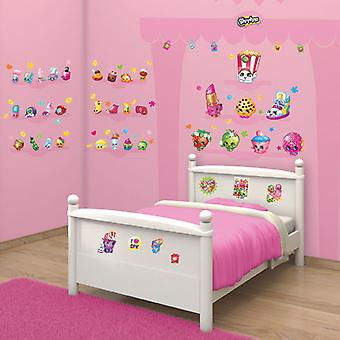 Shopkins Wall Stickers Wall decor 86st Stickers