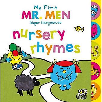 Mi primer Sr. hombres rimas por Egmont editorial Reino Unido - 97814052856