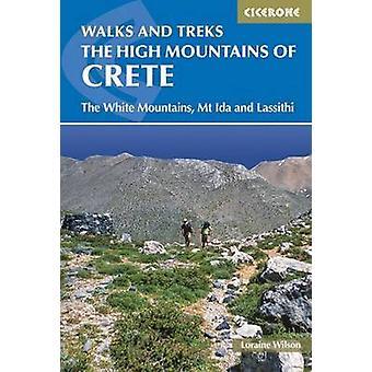 De hoge bergen van Crete - de witte bergen - Psiloritis en Las