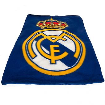 Real Madrid FC Official FD Fleece Blanket