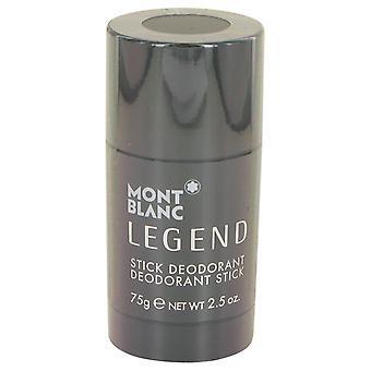 Mont Blanc legenda deodorantti Stick 75g