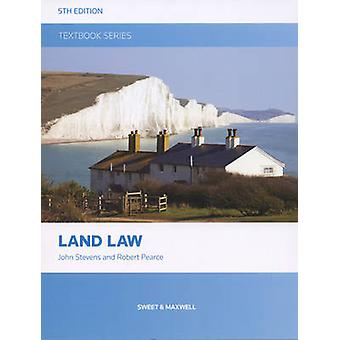 Land Law (5th Revised edition) by John Stevens - Robert A. Pearce - 9
