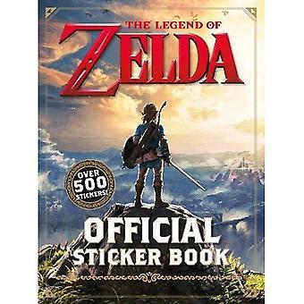 The Legend of Zelda: offizielle Sticker Book (Legend of Zelda)