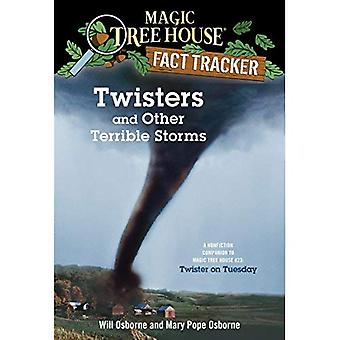 Twisters and Other Terrible Storms (Magic Tree House Research Guides)