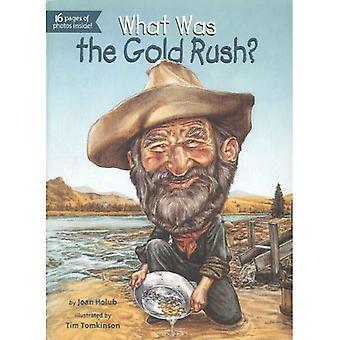 Was war der Goldrausch?