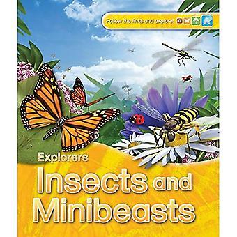 Verkenners: Insecten en Minibeasts