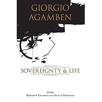 On Agamben: Sovereignty and Life