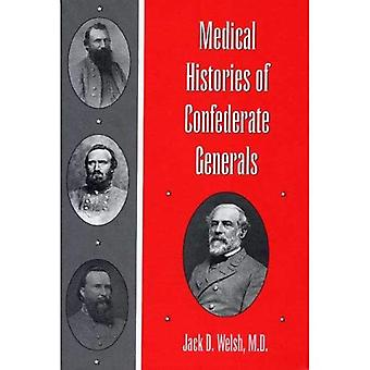 Medische geschiedenis van de Zuidelijke generaals