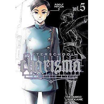 Después de la escuela carisma, volumen 5