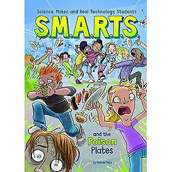 S.M.A.R.T.S. and the Poison Plates