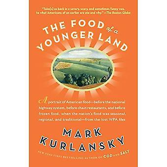 La nourriture d'une terre jeune