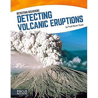 Détection des éruptions volcaniques (détection des catastrophes)