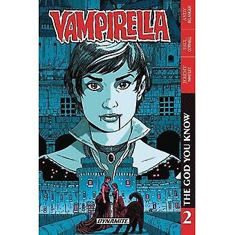 Vampirella Vol. 2 le Dieu vous savez